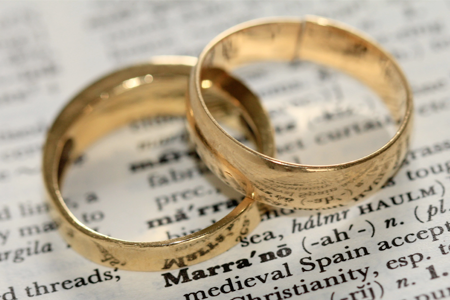 Is your marriage recognized by the church